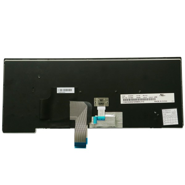Replacement Keyboard for Lenovo ThinkPad E431 E440 Laptop (4 Fixing Screws) 2