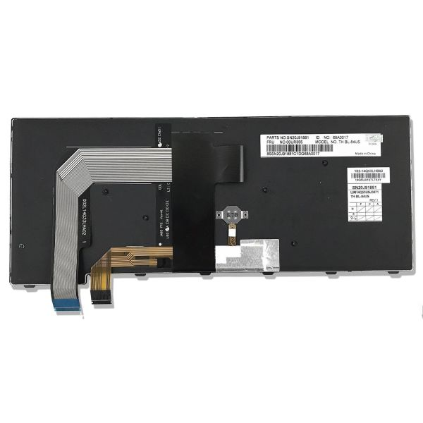 Replacement Keyboard for Lenovo ThinkPad T460p T470p Laptop 2