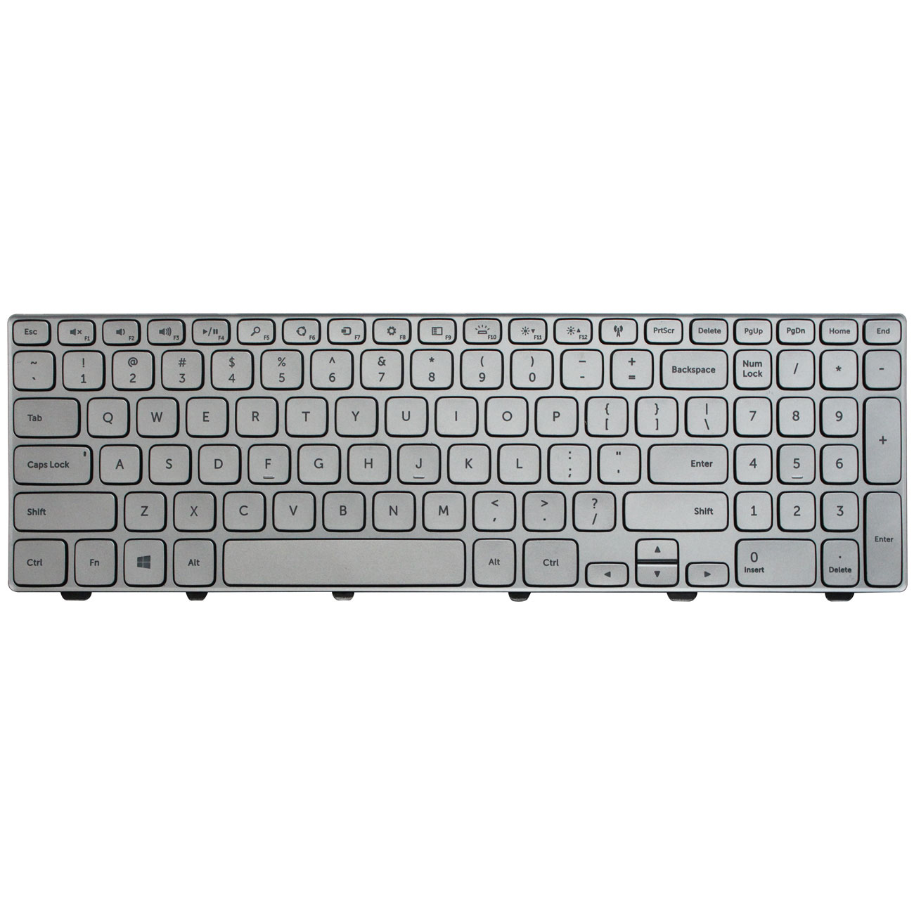 Keyboard For DELL Inspiron 15 7000 Series 15 7537 Series Laptop Backlit