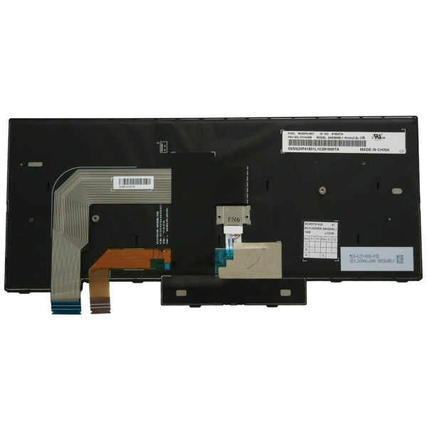Replacement Keyboard for Lenovo ThinkPad T470 T480 Laptop (Not Fit T470s T470p T480s T480p) 3