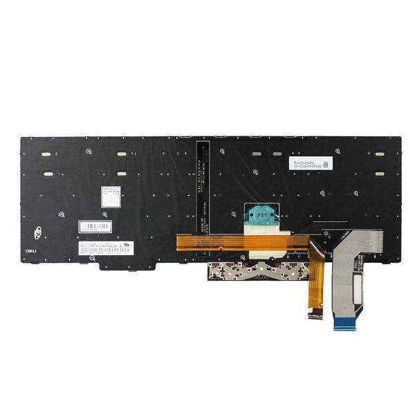 Replacement Keyboard for Lenovo ThinkPad E580 E585 L580 E590 E595 L590 T590 P52 P72 P53 P73 (Not Fit P52s) Laptop 3