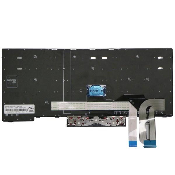 Replacement Keyboard for Lenovo ThinkPad E480 E485 L480 T480s E490 E495 T490 T495 L490 L380 / L380 Yoga Laptop 4