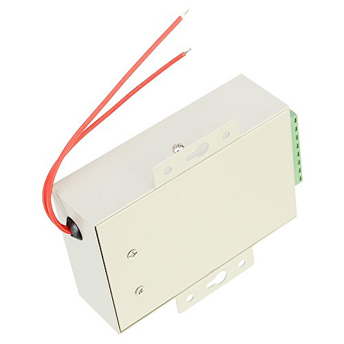 Power Supply Controller AC 110-240V to DC 12V for Door Access Control System & Video Intercom Entry 7