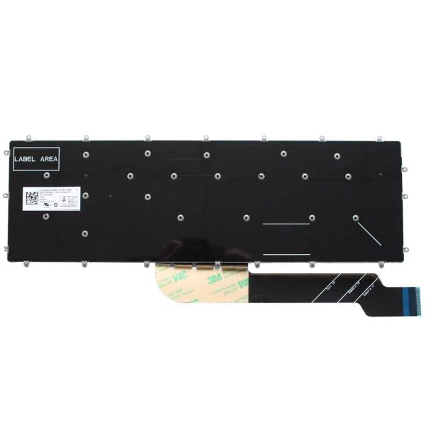 Replacement Keyboard for Dell Inspiron 5765 5767 5770 5775 Laptop 3