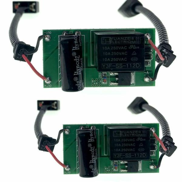 H7 LED Headlight Canbus Decoder HID Error Free Anti Flicker Resistor 1 Pair 2