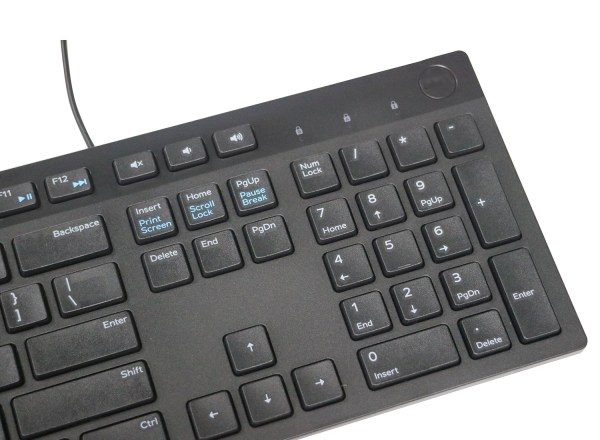 Wired USB Keyboard for Dell KB216 (580-ADMT) Slim Quiet 5