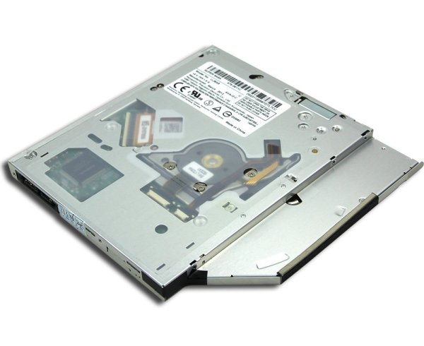 "DVD Drive for MacBook Pro 13"" 15"" 17"" A1278 A1286 A1297 Mid 2009-2012 Year Laptop, CD-RW DVD-RW SATA Burner 2"