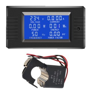 Duty Cycle Temp Transistor hFE NCV Multi-Automotive Multimeter ANNMETER AN-770S Digital Multimeter TRMS 6000 Counts Resistance Capacitor frequency Testing DC/&AC Vlotage//Current