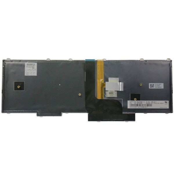 Replacement Keyboard for Lenovo ThinkPad P50 P51 P70 P71 (Not Fit P50s P51s) Laptop 5
