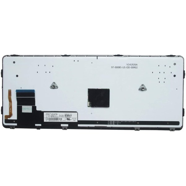 Replacement Keyboard for HP EliteBook 720 G1 / 720 G2 / 725 G1 / 725 G2 / 820 G1 / 820 G2 Laptop with Pointer Backlight 4