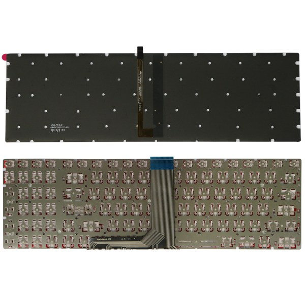 Replacement Keyboard for MSI GS60 GS63 GS63VR GS70 GS72 Laptop 8