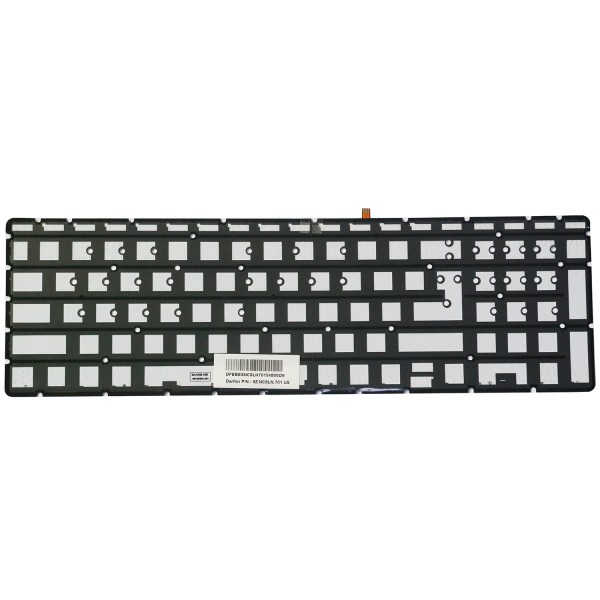 Replacement Keyboard for HP Omen 15-ax 15-ax000 15-ax100 15-ax200 15t-ax000 15t-ax200 Series Laptop No Frame 4