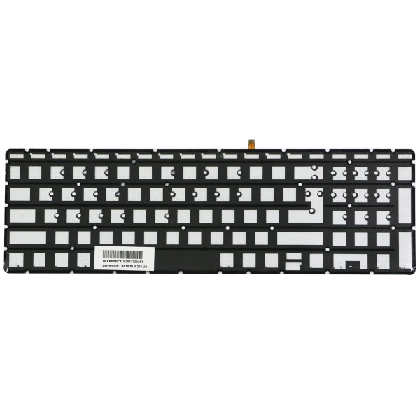 Replacement Keyboard for HP Pavilion 15-ab 15-ab000 15-ab100 15-ab200 15-ab500 15z-ab000 15z-ab100 15t-ab000 15t-ab100 Series Laptop Backlight 4