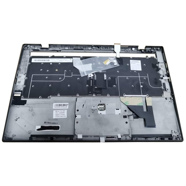 Replacement US Keyboard for Lenovo ThinkPad X1 Carbon Gen 2 2014 Year Laptop Backlight with C Shell and Touchpad 2