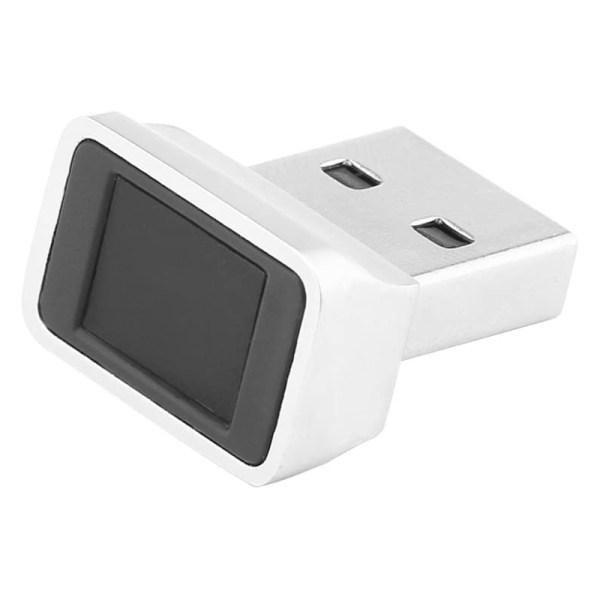 USB Fingerprint Reader, Laptop PC Fingerprint Identification Windows Hello Encryption For Windows 10 1
