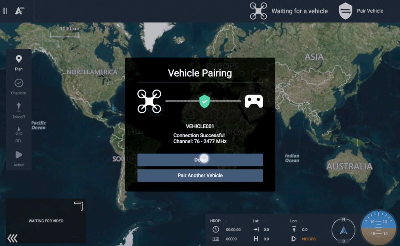 Vehicle pairing