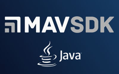 Getting started with MAVSDK-Java