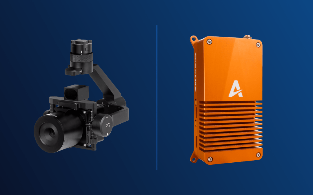 Future of Enterprise Drone Inspection Arrives With Auterion and Phase One Plug-and-Play Integration