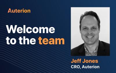 Amazon Web Services veteran Jeff Jones joins Auterion as Chief Revenue Officer