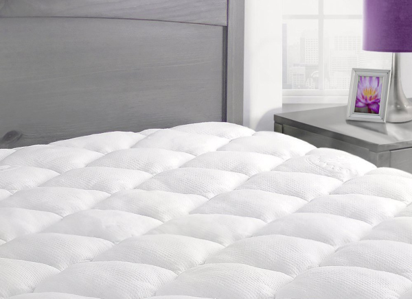 Name S One Day Plush Mattress Topper Will Have You Sleeping On A Cloud