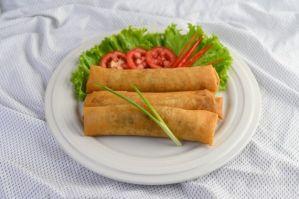 Amazing Chinese chicken roll 16