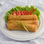 Amazing Chinese chicken roll 17