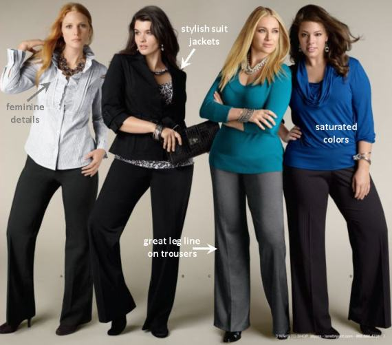 From Lane Bryant's current eCatalog