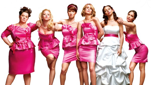 "Hidden health lessons from ""Bridesmaids"""
