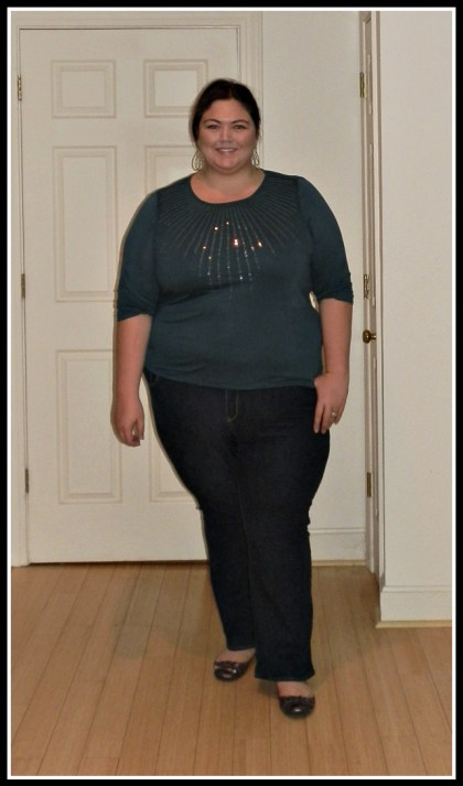 Sejour plus size top from Gwynnie Bee