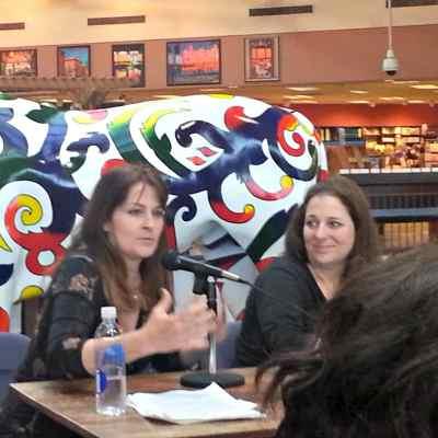 Sarah Pekkanen and Jennifer Weiner