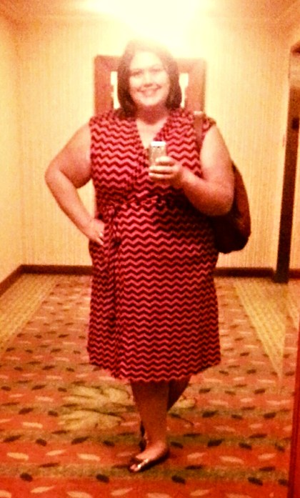 Lands End Dress from Gwynnie Bee