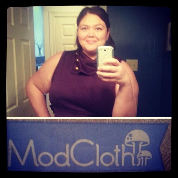 ModCloth Coach Tour Dress