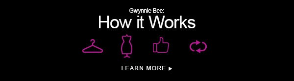 How does Gwynnie Bee work?