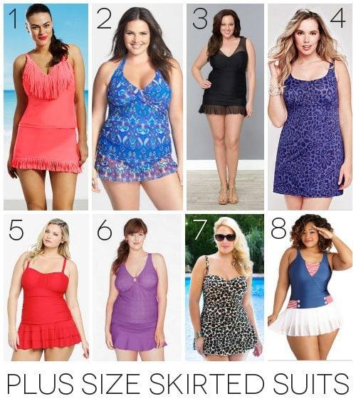 Plus Size Swimsuit Picks