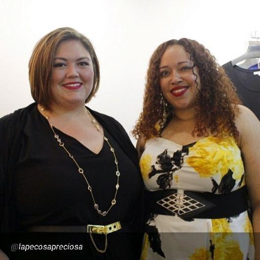 Emmie and Sandra