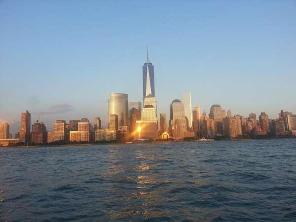 NYC Sailing, Freedom Tower