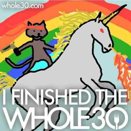 Whole30 Unicorn