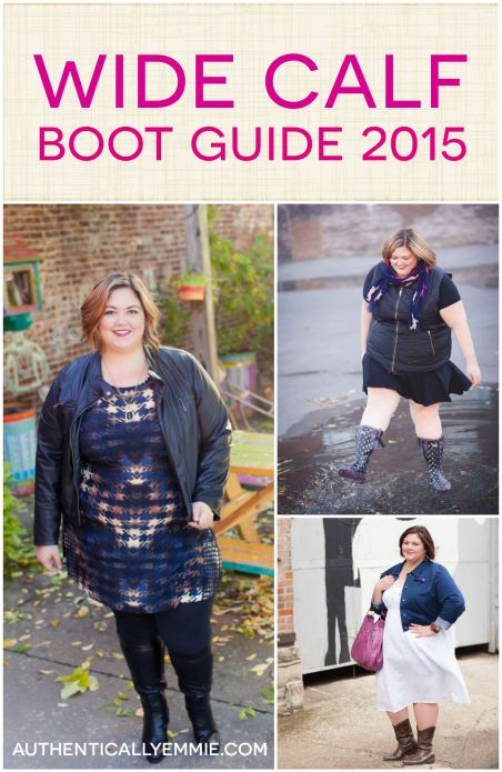 Wide Calf Boot Shopping Guide