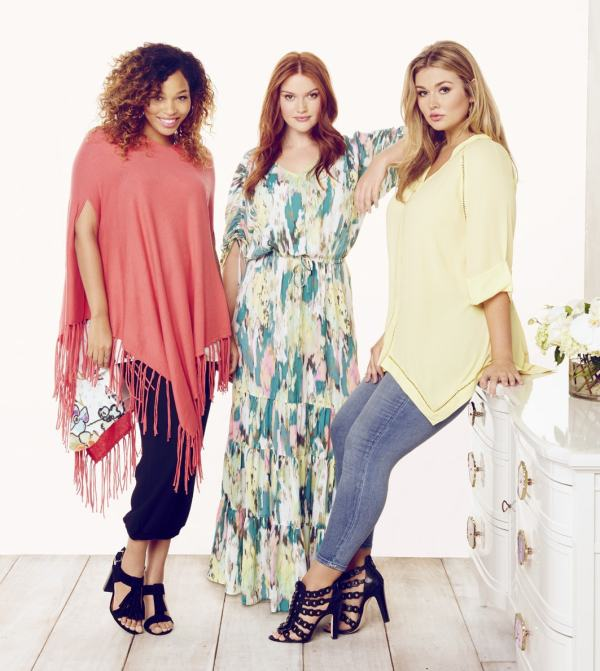 Melissa McCarthy Seven7 Spring Collection