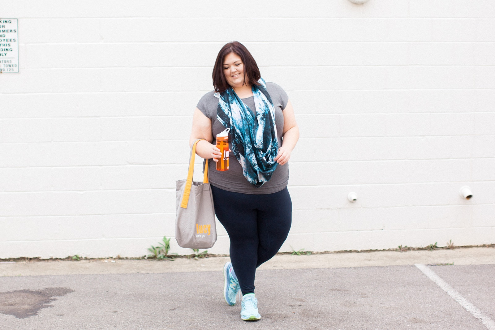 Authentically Emmie in lucy Activewear
