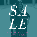 Best Plus Size Black Friday Sales