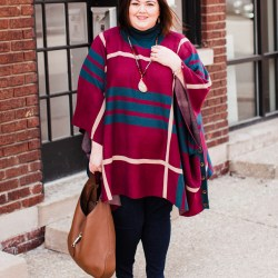 Poncho Perfection and Gwynnie Bee News