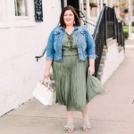 Olive in Spring from Lane Bryant