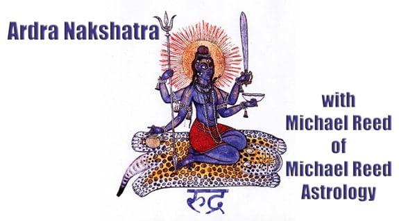 Interpreting the Nakshatras Series: Ardra Nakshatra 6 of 27