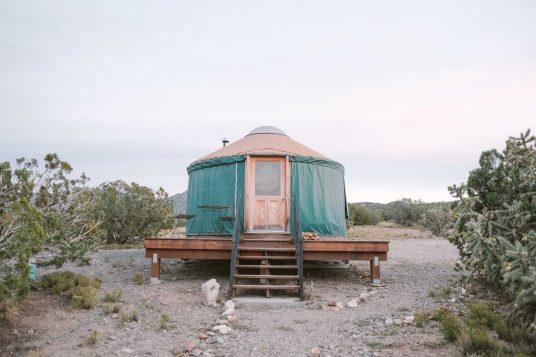 Yurt Life!
