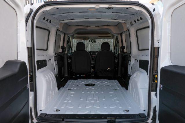 interior of the Ram ProMaster 2018 Van