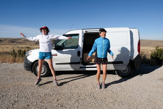 Van Life Jumping Jacks
