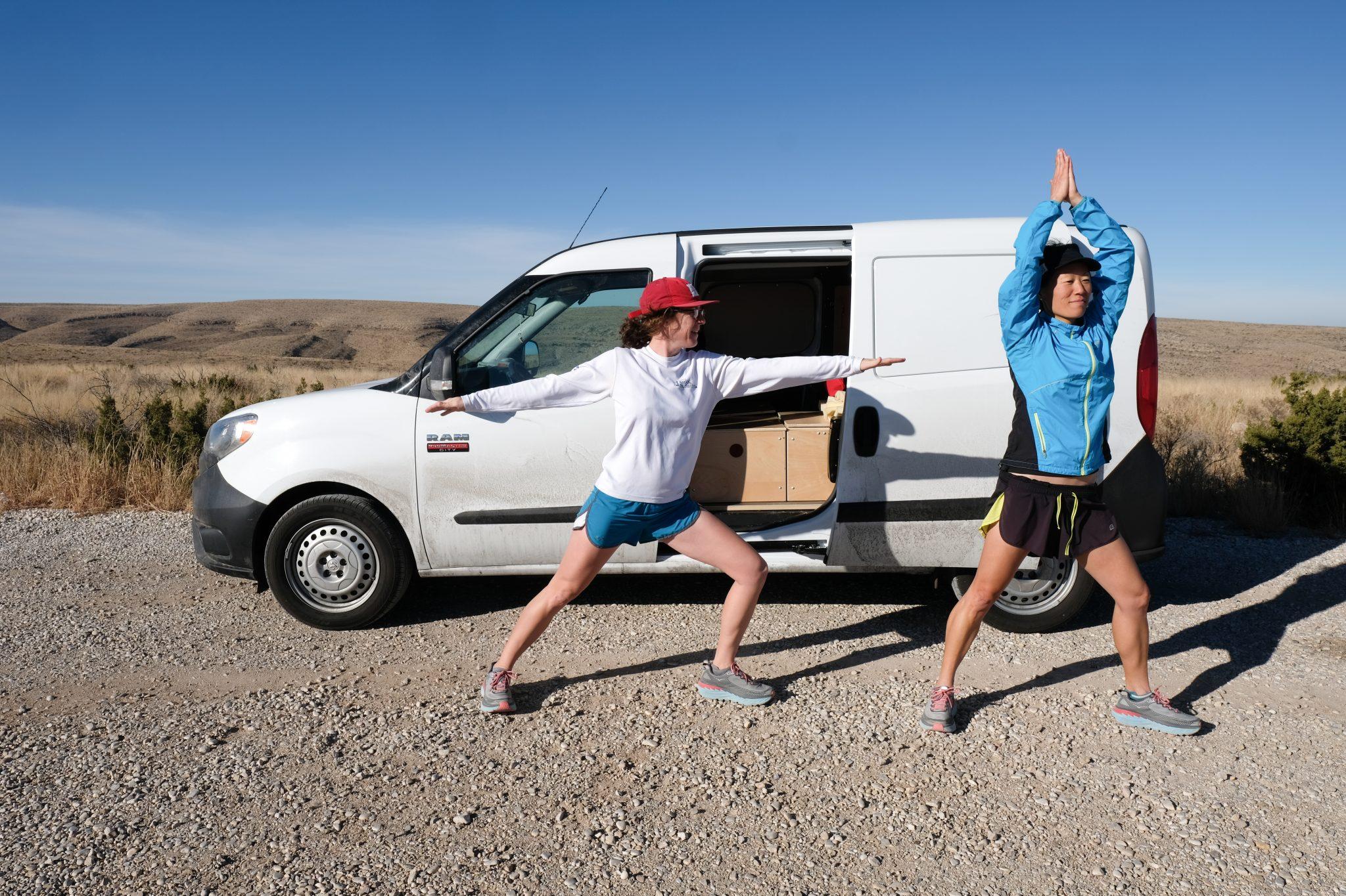 Van Life Workouts