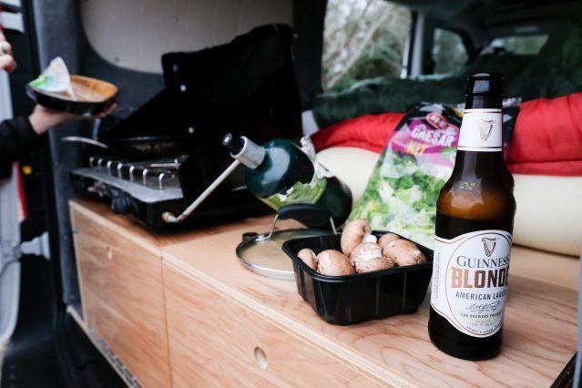 Van Life: Keeping Your Food Fresh