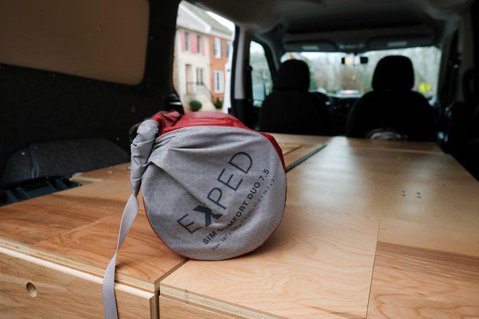 Van Life: SIM Comfort Duo 7.5 Mat